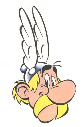 Personality ... MBTI Enneagram Astérix (Asterix) ... loading picture